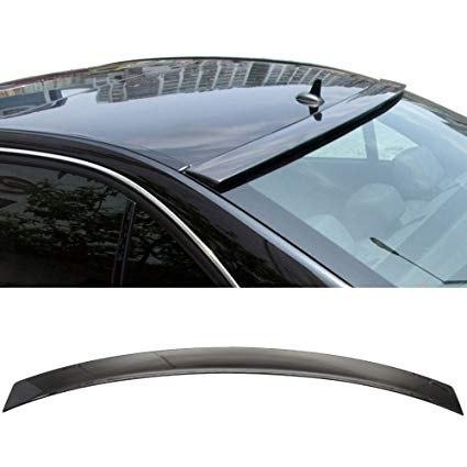 Lotka Lip Spoiler - Mercedes-Benz W204 OE STYLE (ABS) - GRUBYGARAGE - Sklep Tuningowy